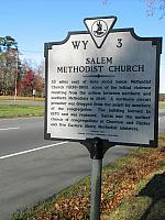 VA-WY3 Salem Methodist Church