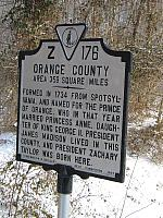 VA-Z176 Orange County
