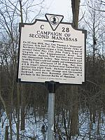 VA-C28 Campaign of Second Manassas