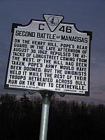 VA-C46 Second Battle of Manassas