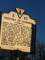 VA-E83 History of Dumfries