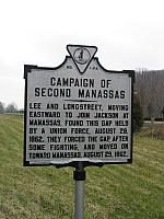 VA-FA1 Campaign of Second Manassas
