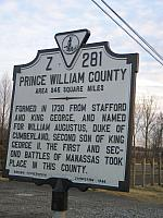 VA-Z281 Prince William County