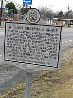 ZZ-PWC005 William Graysons Grave