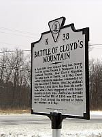 VA-K38 Battle of Cloyds Mountain