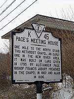 VA-K45 Pages Meeting House