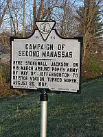 VA-C6 Campaign of Second Manassas