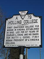 VA-A79 Hollins College
