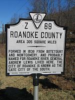 VA-Z69 Roanoke County