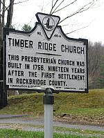 VA-A46 Timber Ridge Church