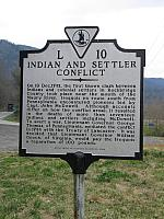 VA-L10 Indian and Settler Conflict