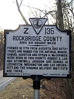 VA-Z135 Rockbridge County