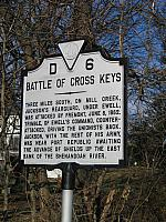 VA-D6 Battle of Cross Keys