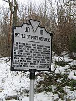 VA-JD10 Battle of Port Republic