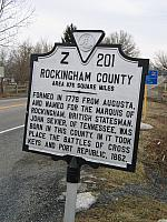 VA-Z201 Rockingham County