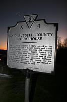VA-X4 Old Russell County Courthouse