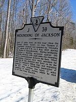 VA-J39 Wounding of Jackson