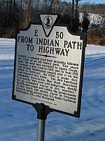 VA-E50 From Indian Path to Highway