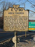 VA-E90 Aquia Church