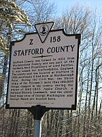 VA-Z158 Stafford County