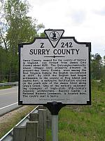 VA-Z242 Surry County