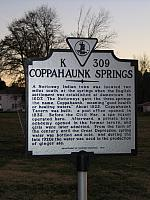 VA-K309 Coppahaunk Springs