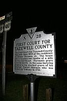 VA-X28 First Court for Tazewell County