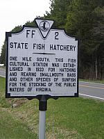 VA-FF2 State Fish Hatchery