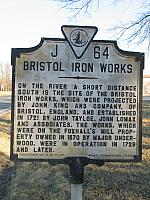 VA-J64 Bristol Iron Works