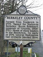 WV-001 Berkeley County
